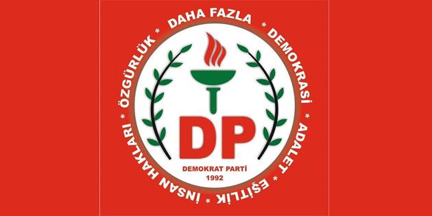 Demokrat Parti'de bayramlaşma bayramın ilk günü