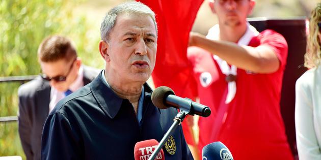 """""""HEDEF KIBRIS'TA BARIŞ, İSTİKRAR VE HUZUR"""""""