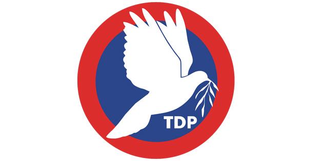 TDP de UBP'yle hükümet konusunda görüşmeyeceğini açıkladı