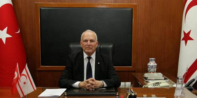 Töre, Kıbrıs Cumhuriyetini gasp ve işgal eden Rumların zihniyetinin hala değişikliğe uğramadığını belirtti