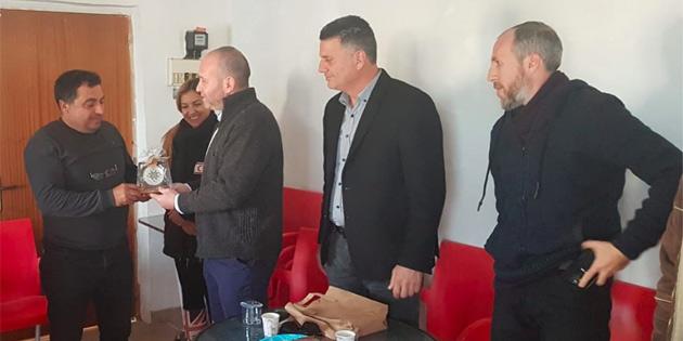 Halkın Partisi yetkilileri Mevlevi ve Yayla köylerini ziyaret etti