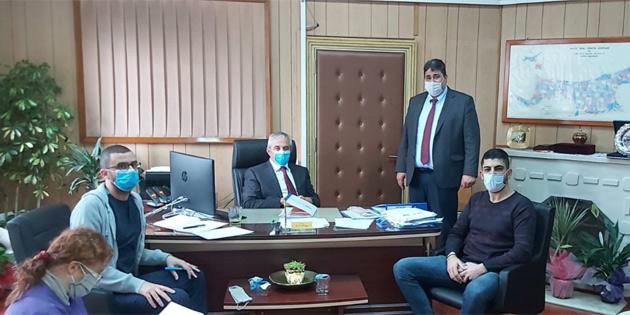 Ekonomi ve Enerji Bakanlığı Sağlık Bakanlığı covid-19 koordinasyon kurulu ile çalışmalara başladı