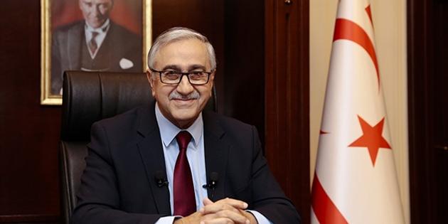 """Akıncı: """"Ekonomisi ve demokrasisi ile gelişen bir Kuzey Kıbrıs Türk Cumhuriyeti gelecekteki olası bir çözümün de temel direklerinden biri olacak"""""""