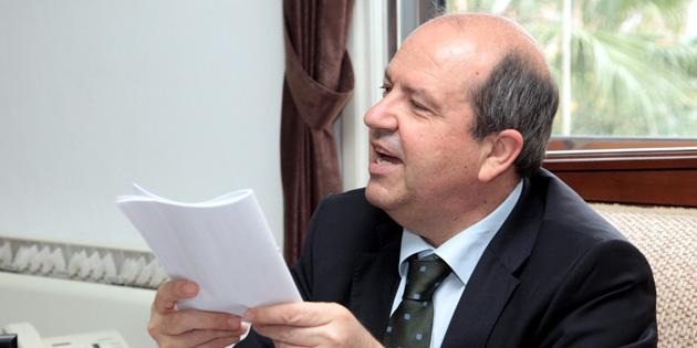 UBP Milletvekili Tatar, Kıbrıs Müzakerelerini değerlendirdi