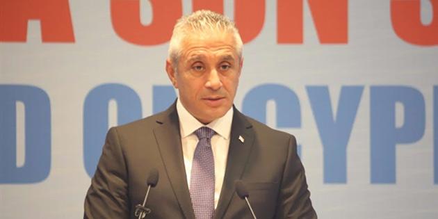 Ekonomi ve Enerji Bakanı Taçoy Londra'ya gidiyor