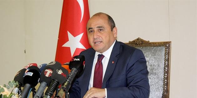 Başçeri'den Barış Pınarı Harekatı'na ilişkin açıklama
