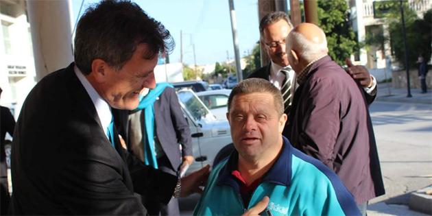 YDP Milletvekili Adayları Güzelyurt ve Girne'de halkla buluştu