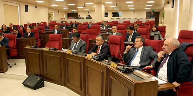 UBP araştırma komitesi kurulması önergesi sundu