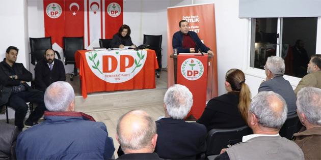 Hükümet görüşmelerini yürütme konusunda Serdar Denktaş yetkilendirildi