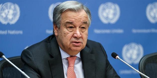 """""""BM de Guterres de yeni bir Crans Montana istemiyor"""""""