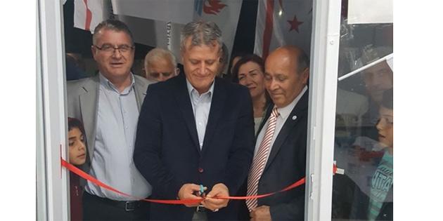 YDP Değirmenlik örgüt binası açıldı