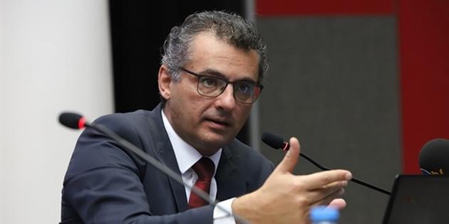 CTP Genel Başkanı Erhürman, Cumhurbaşkanı Tatar'ı eleştirdi