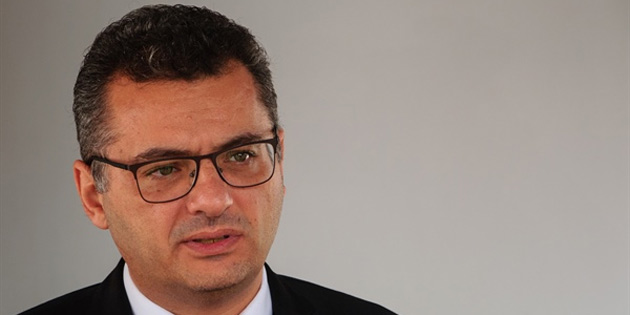 CTP Genel Başkanı Erhürman Polis Müdüründen mültecilerle ilgili bilgi aldı