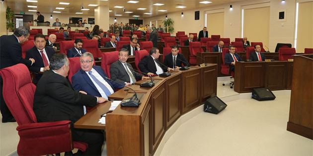Meclis'te gündem polis