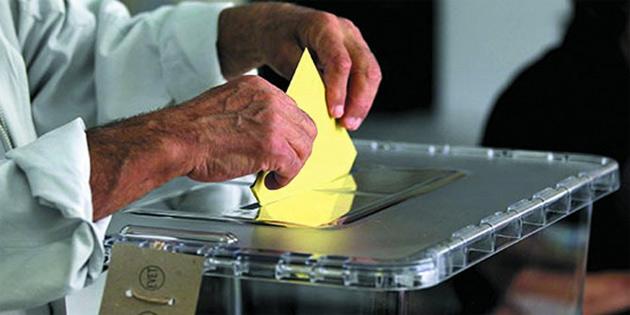 YSK kesinleşen adayları ilan etti