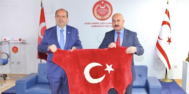 """Tatar: """"Uluslararası platformlarda direk uçuşlar için yoğun çalışma temposuna girmemiz gerekmekte"""""""
