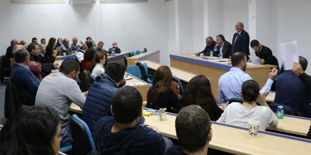 TDP Parti Meclisi, UBP ile koalisyon kurulmaması kararını onaylandı