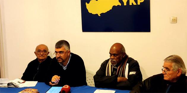"""YKP, Cumhurbaşkanlığı seçimine yönelik tavrını açıkladı, """"Ortak mücadele"""" çağrısı yaptı"""