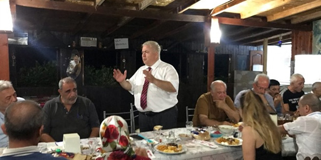 TKP-YG Aydınköy'de toplantı yaptı