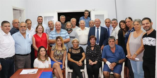 TDP Girne İlçesi 6. olağan kongresi yapıldı