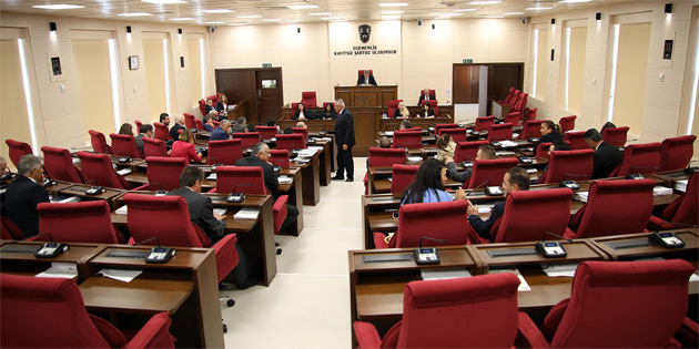 Meclis toplantısı tamamlandı, yarınki birleşim ertelendi