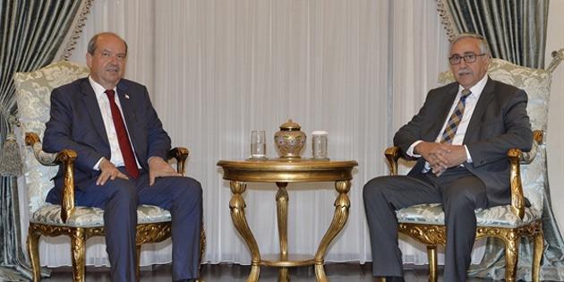 """Tatar: """"İki makamın işbirliği yapması konusunda anlayış birliği içindeyiz"""""""