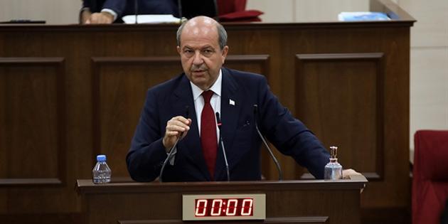 Tatar ve Özersay, özel jet soruşturmasıyla ilgili polise ifade verdiklerini açıkladı