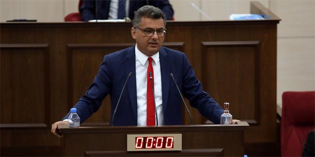 """Meclis'te """"YYK 2020 Mali Yılı Bütçe Yasası"""" görüşülüyor"""