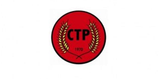 CTP'li üyeler, tepki olarak toplantılara katılmadıklarını bildirdiler