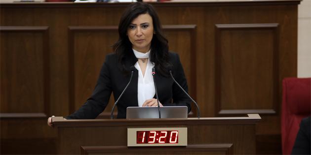 """Meclis'te """"İmar planı ve hükümetin tutumu"""" konuşuldu"""