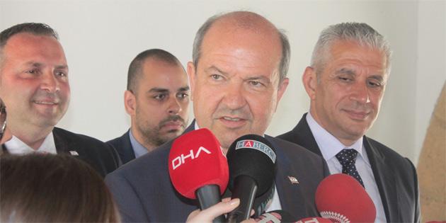 Tatar: 'En hızlı şekilde hükümeti kuracağımıza inanıyorum'