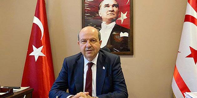 """""""DOĞU AKDENİZ'DE HAKKIMIZI YEDİRTMEYİZ"""""""