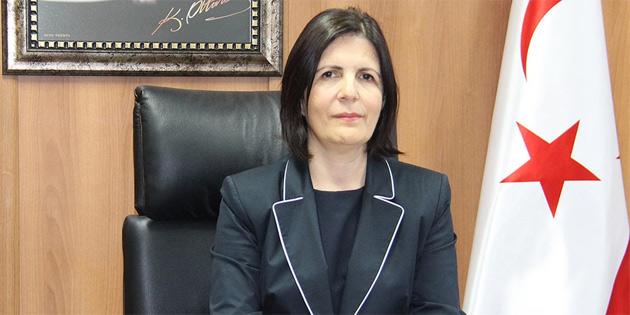 Cumhuriyet Meclisi Başkanı Sibel Siber 15 Kasım nedeniyle mesaj yayınladı