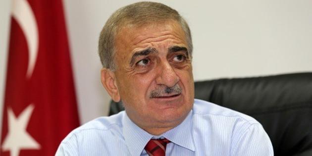 Mustafa Arabacıoğlu, aday olmayacağını açıkladı