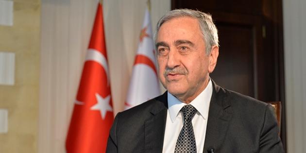 """""""Kıbrıs Türk tarafının izolasyonlar altında yaşatılmasının hiçbir haklı mazereti kalmadı"""""""