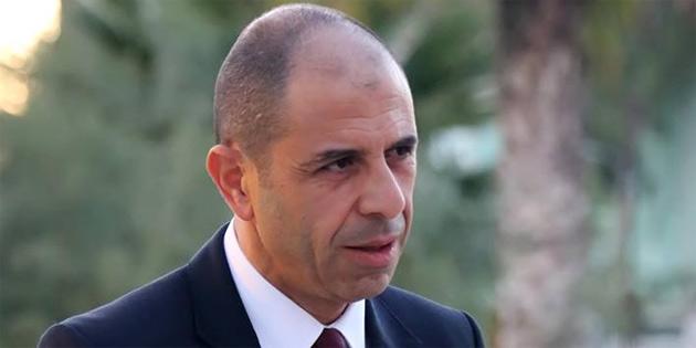 """""""KKTC, Kıbrıs Türk halkının kendi geleceğini tayin etme hakkının en önemli simgesi"""""""