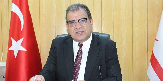 """""""Kıbrıs Türk halkı KKTC'yi ilan ederek birçok alanda ilerleme kaydetti"""""""