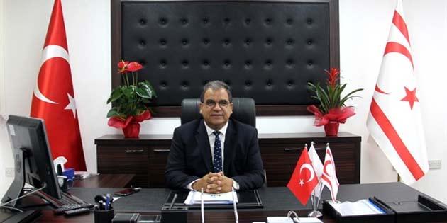 Sucuoğlu, 15 Kasım 1983'ün, Kıbrıs Türk halkı için özgürlük anlamına gelen onurlu bir tarih olduğunu belirtti