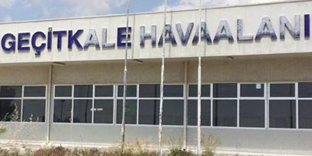 Hükümet Geçitkale Havaalanı'nın İHA'lar için kullanılmasına onay verdi