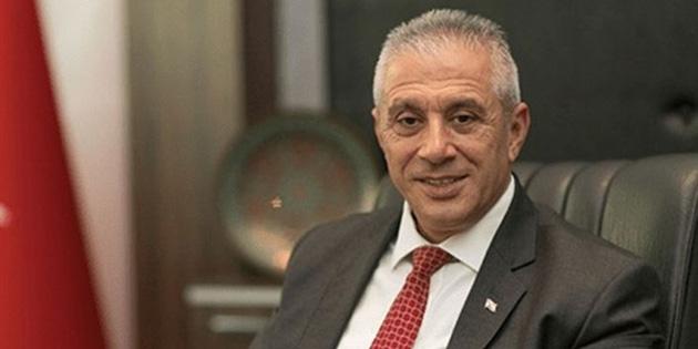 UBP Lefkoşa Milletvekili Taçoy'dan Dr. Küçük için mesaj
