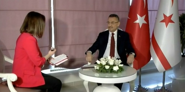 "Oktay: ""Maraş, Kıbrıs Türkü'nün toprağıdır"""