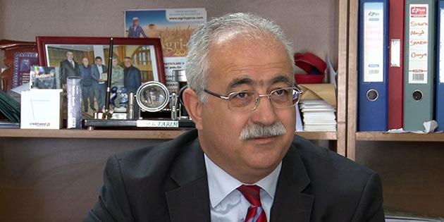 İzcan: Hükümetin plan ve projesi yok