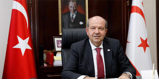 """Tatar: """"Kıbrıs Vakıflar İdaresi'ni korumak ve yaşatmak en büyük görevimiz"""""""