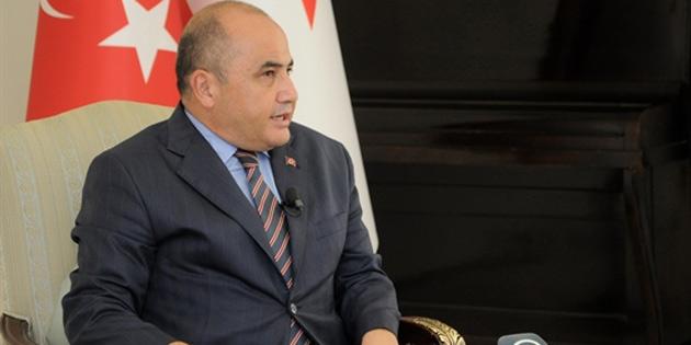 Türkiye Lefkoşa Büyükelçisi Başçeri 15 Temmuz darbe girişiminin 4. yıl dönümü dolayısıyla açıklama yaptı