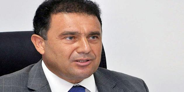 """""""UBP'Yİ KİMSE TEHDİT EDEMEZ"""""""