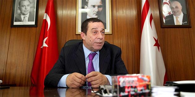 """""""2 Cumhurbaşkanı Talat yeni makam aracını istemedi"""""""