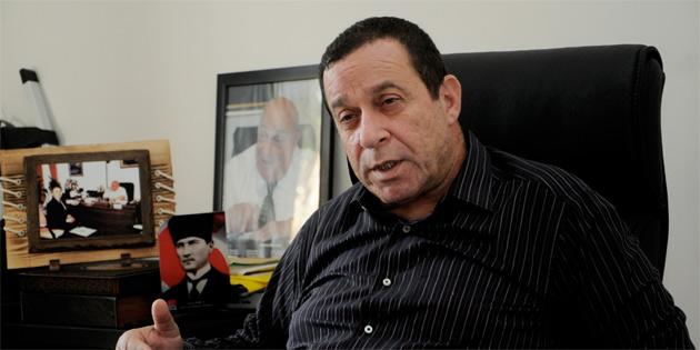 """Serdar Denktaş: """"Babam, KKTC'nin ilan edileceğini bizden bile gizli tuttu"""""""