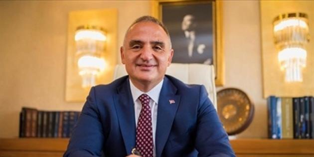 TC Kültür ve Turizm Bakanı Ersoy KKTC'ye gelecek