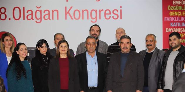 CTP, Lefkoşa İlçe Kongresi'ni gerçekleştirerek yeni yönetimini belirledi