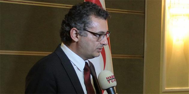 Başbakan Erhürman, Habertürk televizyonuna röportaj verdi
